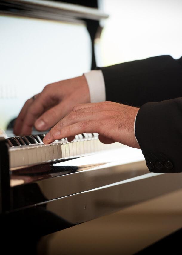 Servizi per eventi musicali